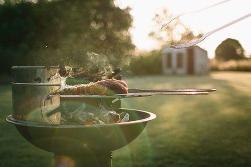 Summer barbecue. von Simon Peeters