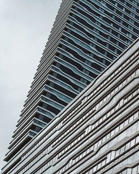 New babylon toren Den Haag van Jonai