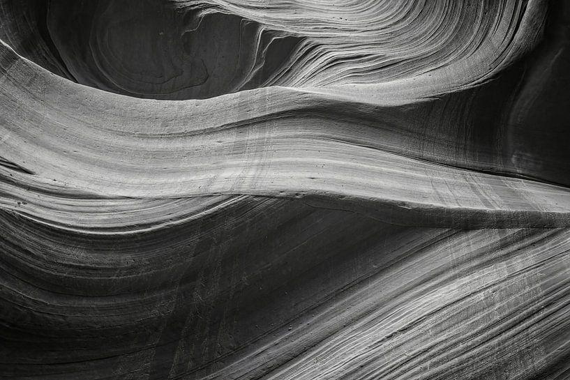 Stromingen van zand van Joris Pannemans - Loris Photography