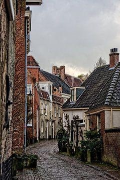 Muurhuizen II historisch Amersfoort  van Watze D. de Haan