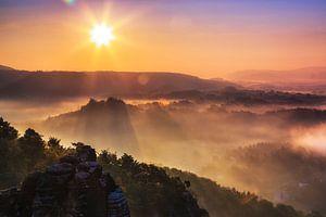zauberhafte Sächsische Schweiz van