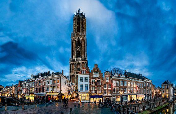 Utrecht Domtoren van Paul Piebinga