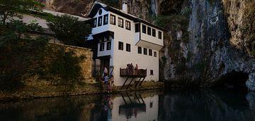 Huis bij grot van Willem van den Berge