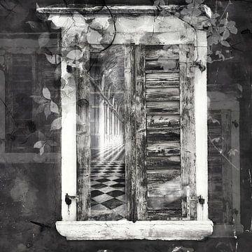 Das Fenster. von Yolanda Bruggeman