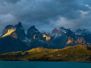 Patagonië 1 van Ron de Regt