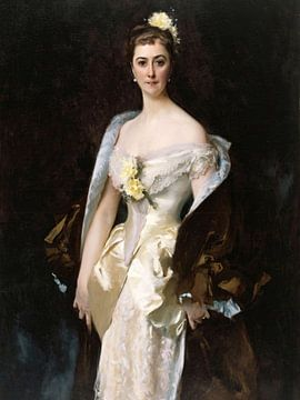 John Singer Sargent-Caroline von Bassano, Marquis d'Espeuilles.