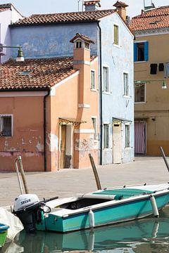 Venedig Burano von heidi borgart
