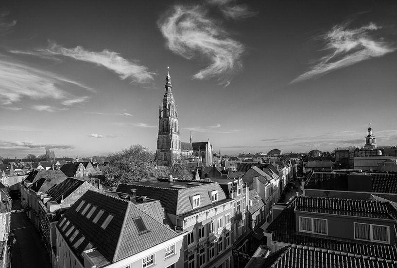 Breda Skyline van JPWFoto