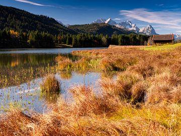 Herbststimmung am Geroldsee