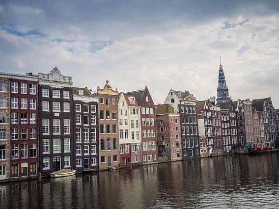 Kanalhäuser Amsterdam