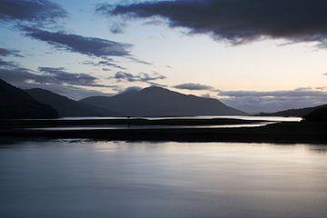 Zicht op Isle of Skye van Nancy Alpaerts