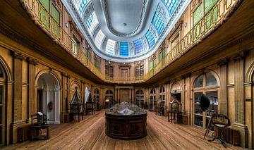 Teylers museum Haarlem van