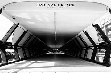 Crossrail Place van Richard de Bruin