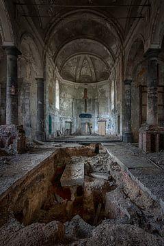 Gravestone Church von Frans Nijland