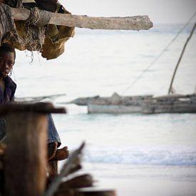 African Boy van Robbie Veldwijk