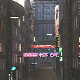 zukünftige Stadt 02_HMS von H.m. Soetens