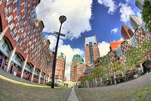 Muzenplein in Den Haag van
