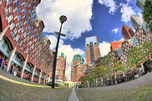 Muzenplein in Den Haag