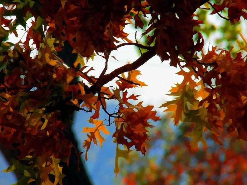 Fall sur Christy Leigh