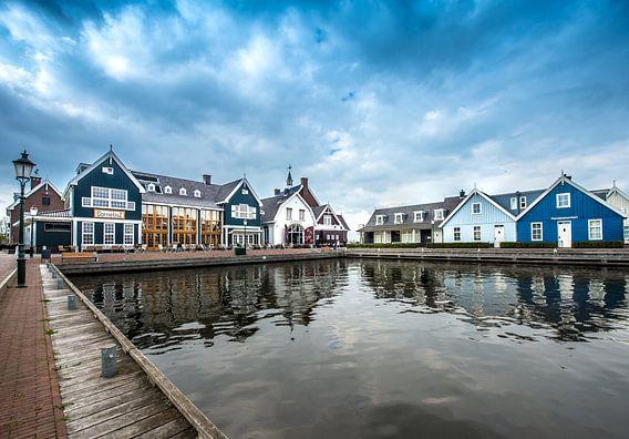 Nautisch Kwartier in Huizen van Inge Jansen