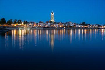 Skyline Deventer von Arnold van Rooij