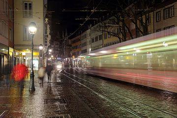 Innenstadt Freiburg von Patrick Lohmüller