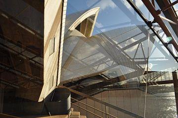 Opernhaus Sydney von Anita Visschers