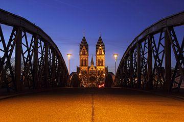 Wiwilibrücke Freiburg sur Patrick Lohmüller
