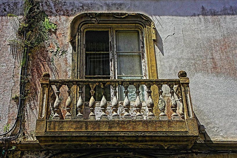 Alten baufälligen Balkon von Yvonne Smits