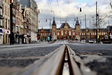 Amsterdam Centraal van Bram van Elk
