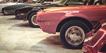 Alte amerikanischen Muscle Cars sur Martin Bergsma