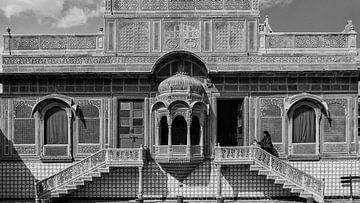 Palast Rajahstan von t.a.m. postma