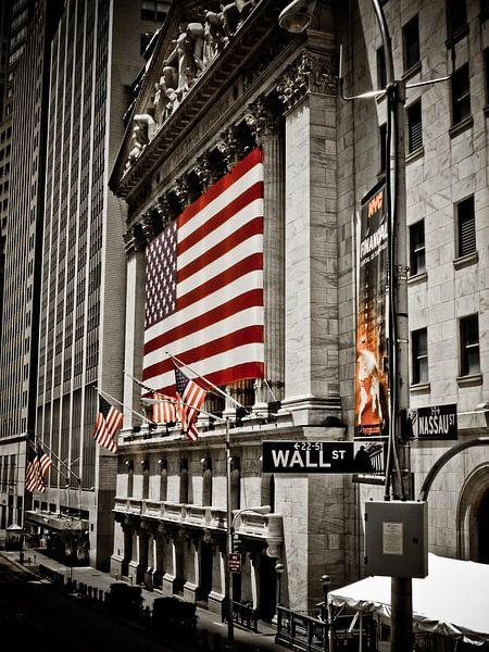 Wall Street Shuffle