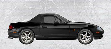 Mazda MX-5 Zwarte Editie van aRi F. Huber