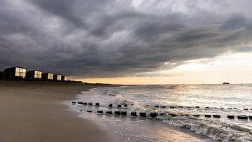 Strand Zeeland van