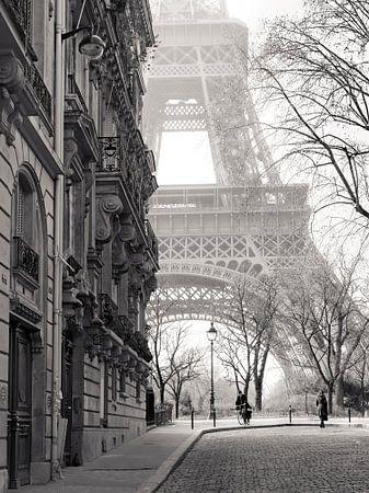 Eiffel Tower at Champs de Mars