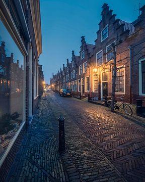 Haarlem: Provenierswoningen. von Olaf Kramer