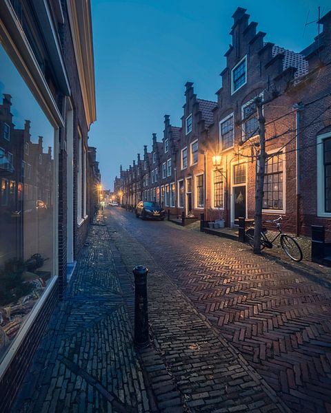 Haarlem: Provenierswoningen. van Olaf Kramer