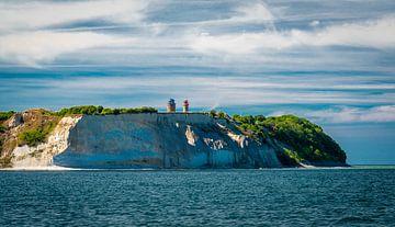 Kaap Arkona met vuurtoren, Rügen, Duitsland van