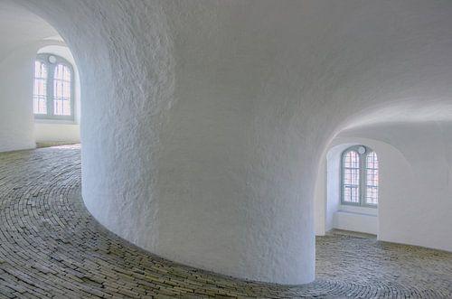 De rundetaarn in Kopenhagen van Elianne van Turennout