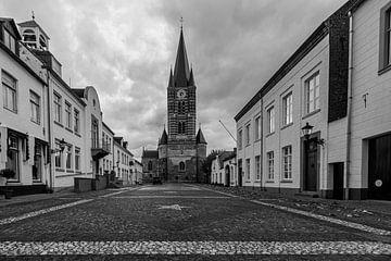 Abtei auf dem Platz. von Paul Veen