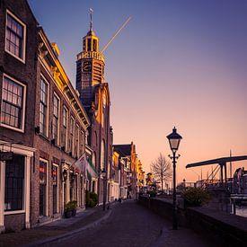Pilgerkirche Rotterdam Delfshaven von Paul Poot