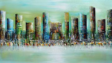 City sur Gena Theheartofart