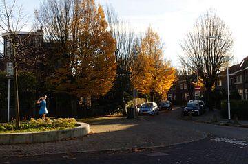 beeld in de herfst von Robert Lotman