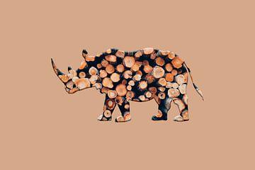 rhinobois2 von Catherine Fortin
