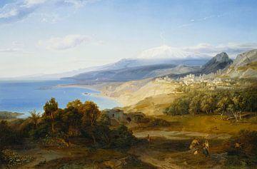 Taormina - Carl Rottmann