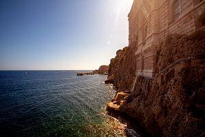 Monaco in stilte van Christiaan Sauer