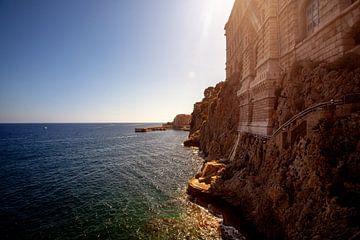 Monaco in Stille von Christiaan Sauer