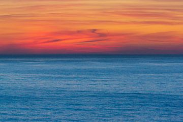 Abendluft über dem Meer von Rob IJsselstein