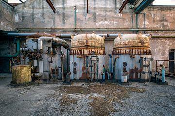 varlaten fabriek van Kristof Ven